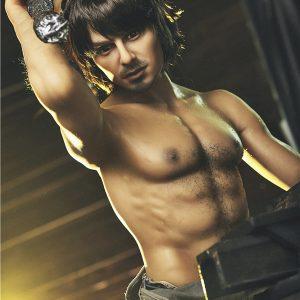Blacksmith Male sex doll
